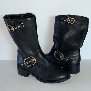 Vince Camuto Boot Color Black Size 6M